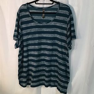Short sleeve sweater 3x
